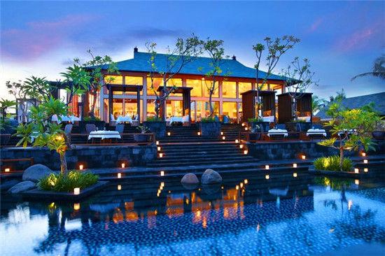 巴厘岛瑞吉度假村