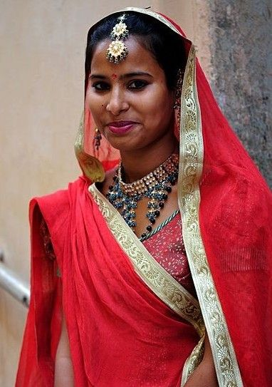 实拍印度女人的贞操枷锁已婚女子成女奴(组图)