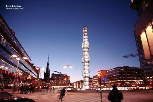瑞典首都斯德哥尔摩 摄影:Apple