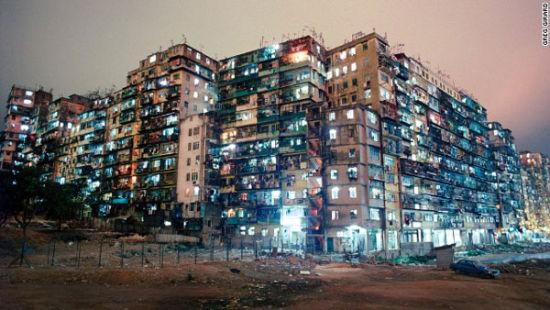 香港九龙寨城