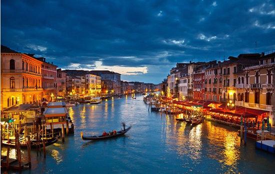 且行且珍惜 威尼斯