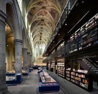 英媒盘点全球十大最美书店南京先锋书店上榜