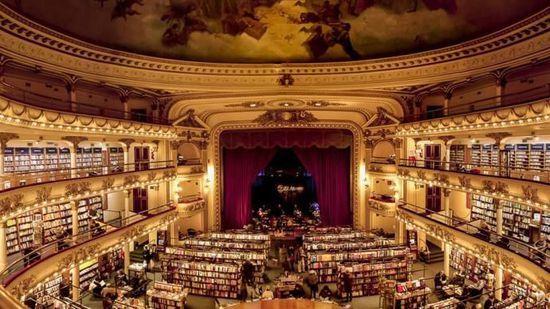 布宜诺斯艾利斯Buenos Aires书店