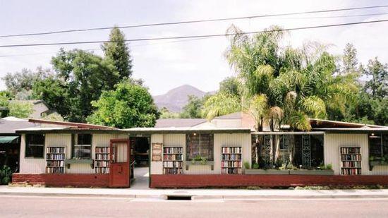 美国加利福尼亚Bart's Books书店