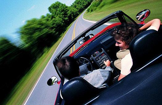 开车的生活照片