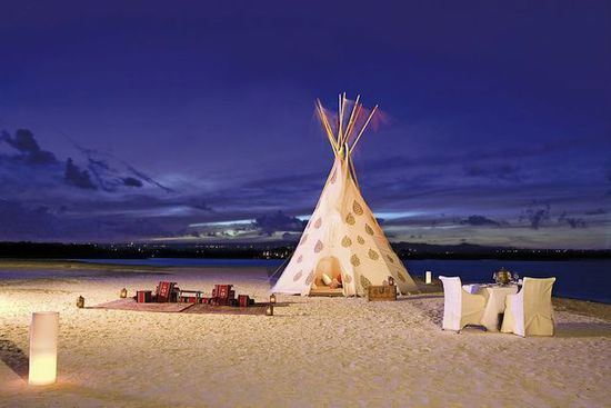 One & Only Tipi by Alice Temperley