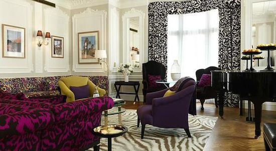 Claridges London by Diane von Furstenburg