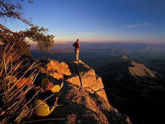 大本德国家公园外山环线 得克萨斯州