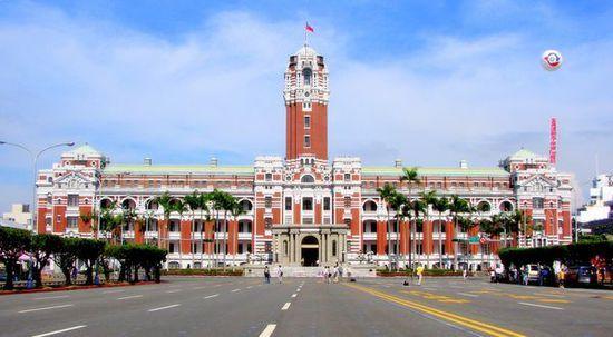 台北总统府 龙山寺