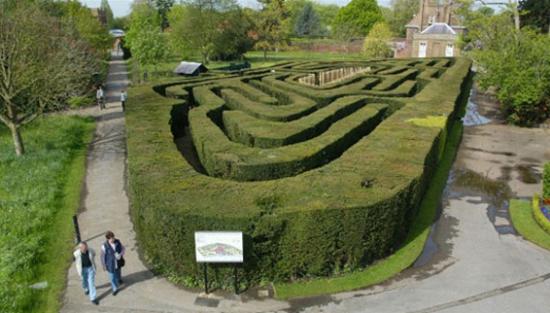 英格兰赫里福郡的汉普敦皇宫