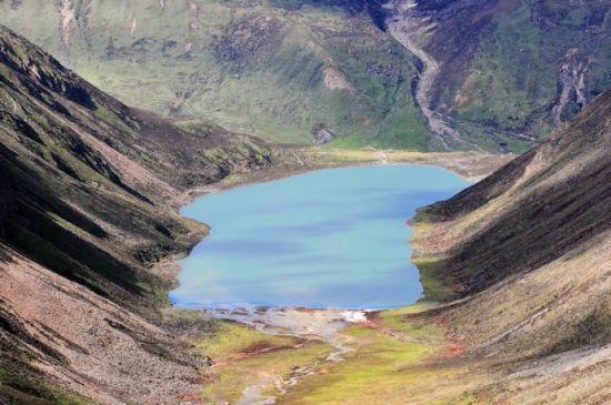 西藏拉姆拉措预知前世今生的神湖(组图)