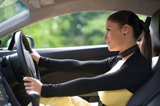 女司机,肇重大事故的几率,远低于男司机