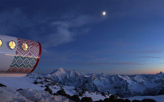 住在云端听天空的声音盘点世界五大高海拔酒店