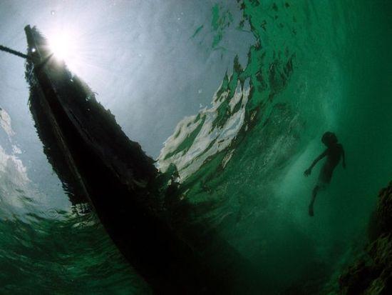 素林群岛潜水运动