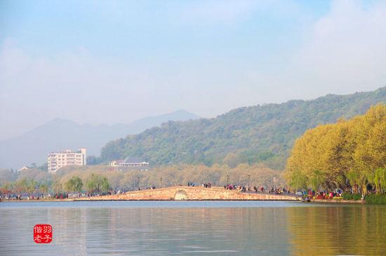 西湖美景感受江南浓妆淡抹总相宜的风情(组图)