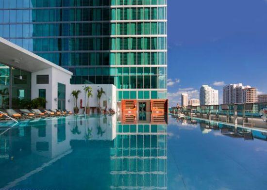 迈阿密土豪级酒店尽显奢华舒适生活价值典范