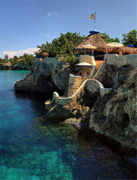 洞穴饭店 牙买加