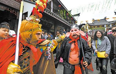 宁波影视公司举办再现西游文化公益巡演活动