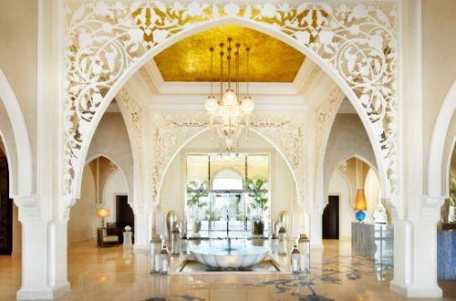 奢华的迪拜围观建筑帝国里的设计酒店风采