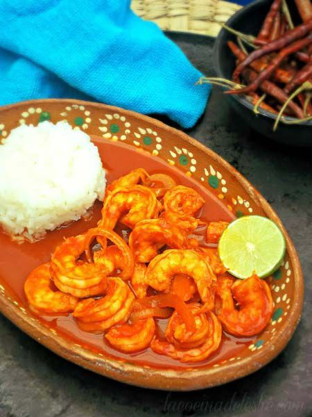 辣味虾(墨西哥)
