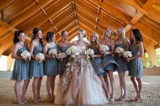 婚礼现场伴郎伴娘必须留意的4大事项