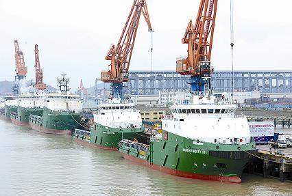 全球最大海工船订单年内将完成交付