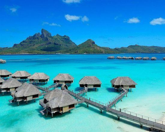 波拉波拉群岛四季度假酒店