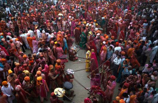 印度举国欢庆的一大节日