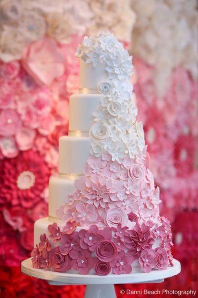 组图:冬季小装饰点缀梦幻婚礼让爱情温暖如春