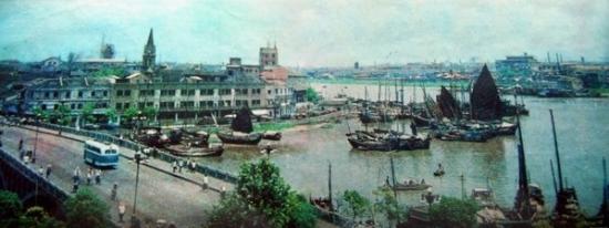 八十年代宁波市区