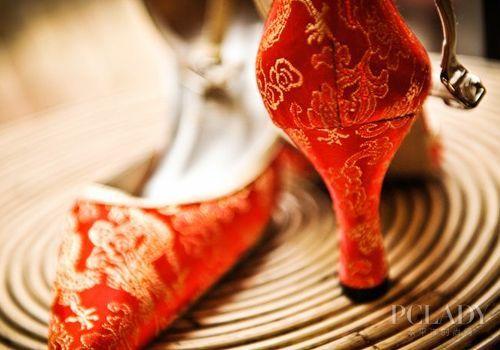 新娘最爱的优雅婚鞋浪漫婚鞋大推荐(组图)