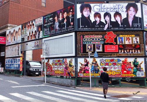 """最知名的红灯区:歌舞伎町的""""前世今生"""""""