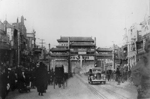 北京八大烟花柳巷:王广福斜街