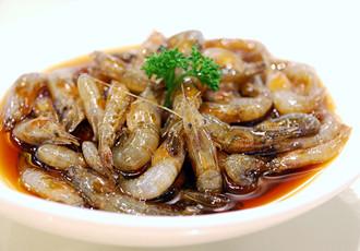 海鲜控,寄生虫,醉虾,肺吸虫病
