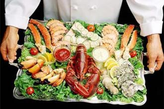 吃海鲜好处,海鲜,寄生虫