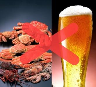 吃海鲜禁忌,海鲜,寄生虫