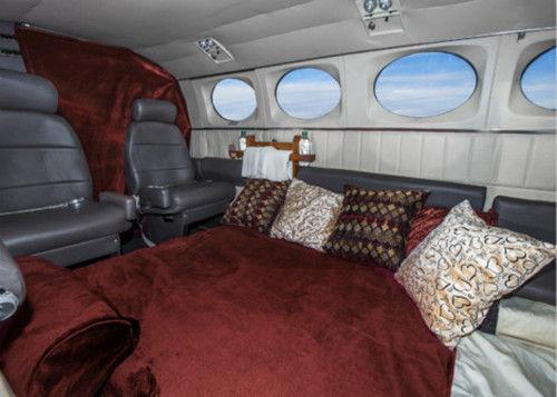 世界仅有浪漫情侣飞机旅馆私密激情嗨上云端
