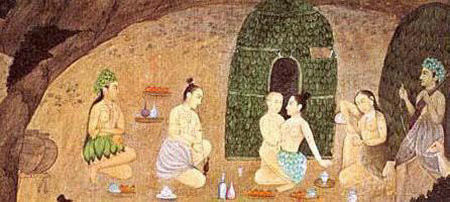 古印度:人尸交媾