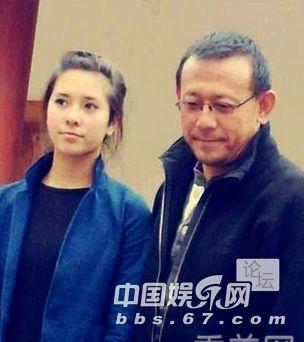 姜文的女儿