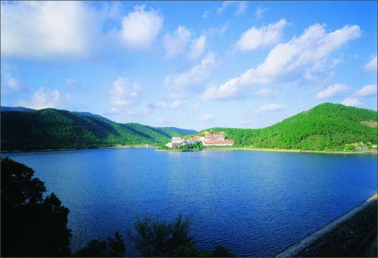 九龙湖风景