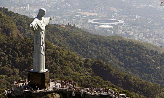 中国人还不能免签进入巴西