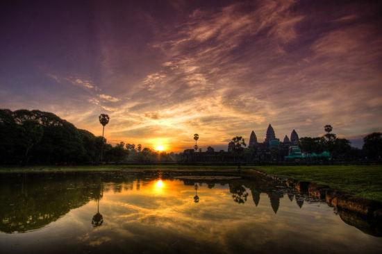 诸神之城 柬埔寨