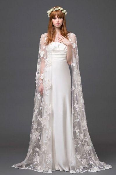 新季婚纱趋势为完美女性把握最美的潮流脉络