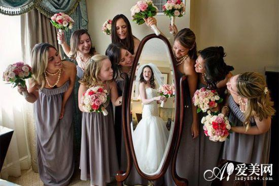 组图:新技能get12个方法拍出创意婚纱照