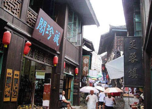 组图:醉爱旧时光盘点中国国内古镇之最