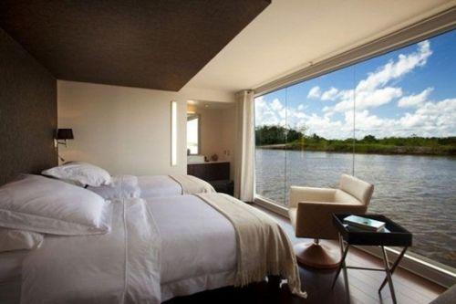 每间客房都能拥有美丽的海景。