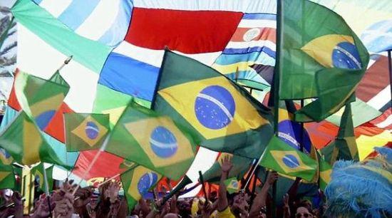 不要批评巴西