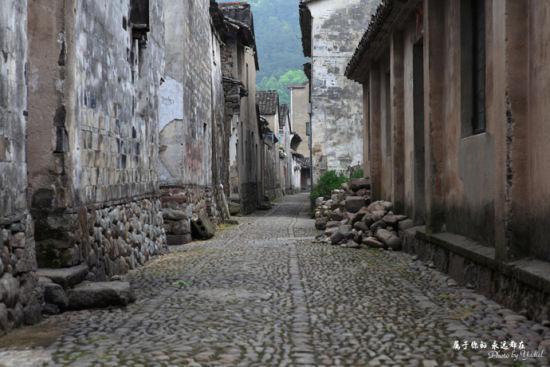 组图:小桥流水人家美丽宁静的前童古镇