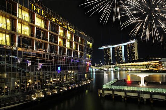 一瞥新加坡顶级的酒店