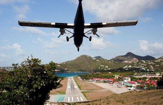 飞机恐惧症必读 世界最危险的11个机场